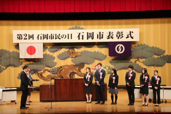『30.8記者会見9表彰式』の画像