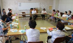 『H30.7.31府中地区女性の会TM』の画像