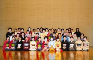 『日本舞踊研究会』の画像