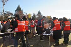 『【南小】避難行動訓練』の画像