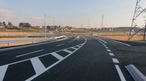 『本線から国道355号線へ』の画像