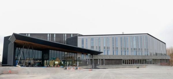 『新庁舎概観』の画像