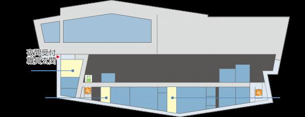『0328本庁舎B1F』の画像