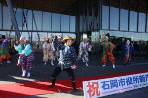 『石岡囃子連合保存会(2)』の画像