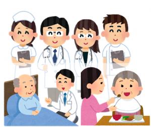 『在宅医療のイメージ』の画像