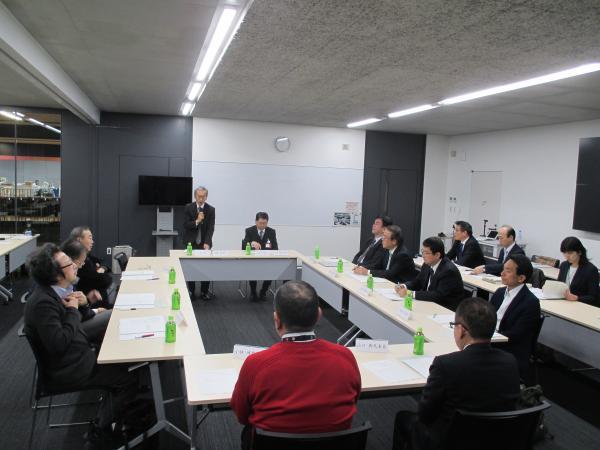 『第4回地域医療に係る対策を検討する専門委員会当日写真』の画像