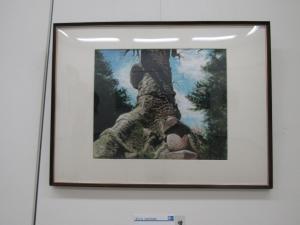 『洋画 大欅 奨励賞』の画像