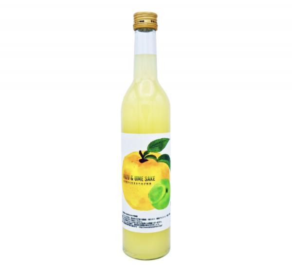 『『ゆず梅酒』の画像』の画像