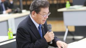 『島田市長(第3回石岡地方医療対策カンファレンス)』の画像