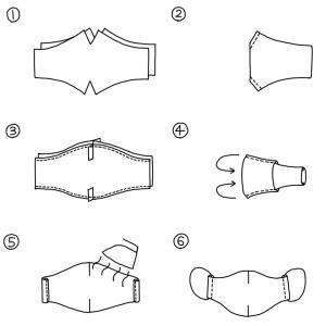 『『マスクの作り方』の画像』の画像