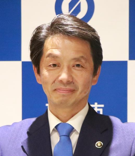 『市長(プロフィール用)』の画像