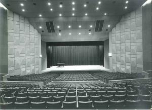 『石岡市民会館ホール(開館直後)』の画像