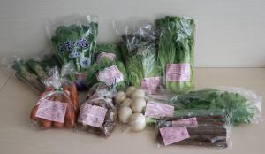 『有機野菜』の画像