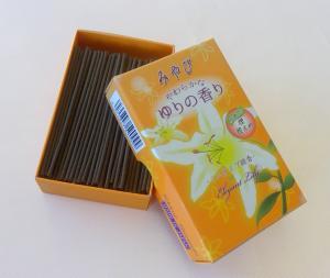 『みやびゆりの香りミニ寸線香2』の画像