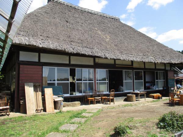 『八郷・かや屋根みんなの家』の画像